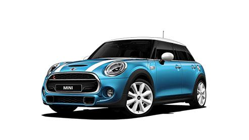 MINI Hatch 5 portas