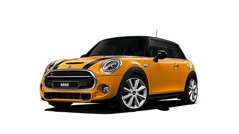 Mini hatch 3 portas