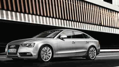 A5 Sportback Attraction