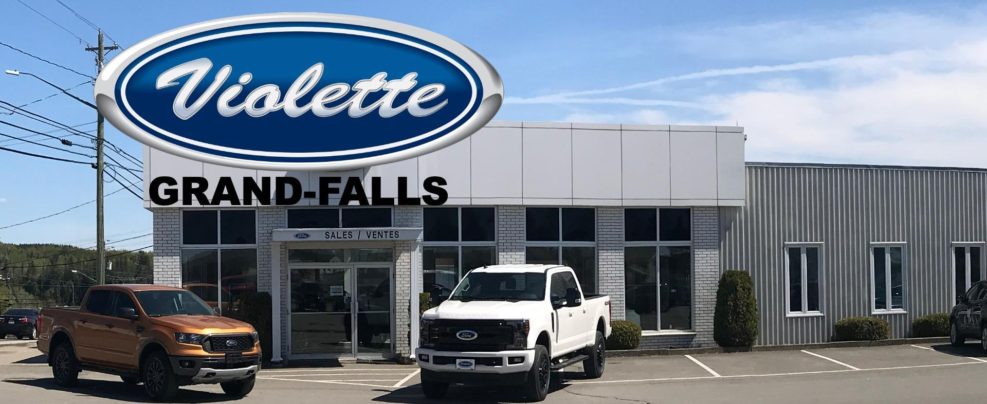 New & Used Ford Cars, Trucks & SUVs Dealership in Grand