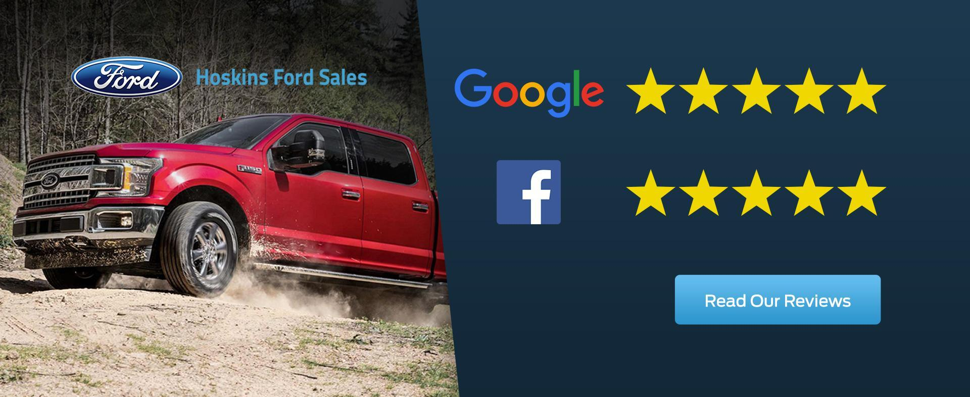 Hoskins Dealership Reviews