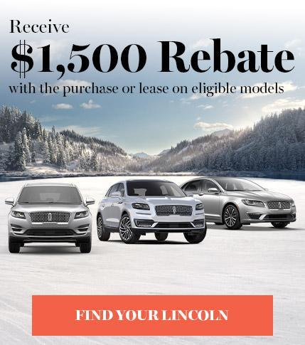 Northstar Lincoln Sales Event