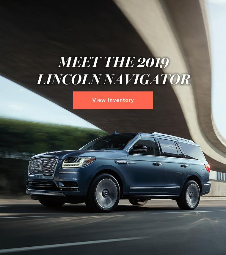 2019 Navigator Northstar Lincoln Fort Mac