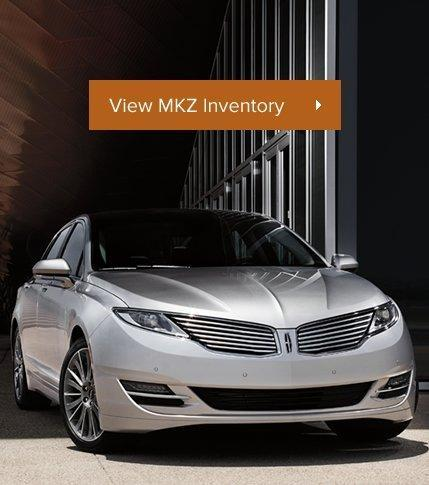 demo lincoln mkz inventory mob