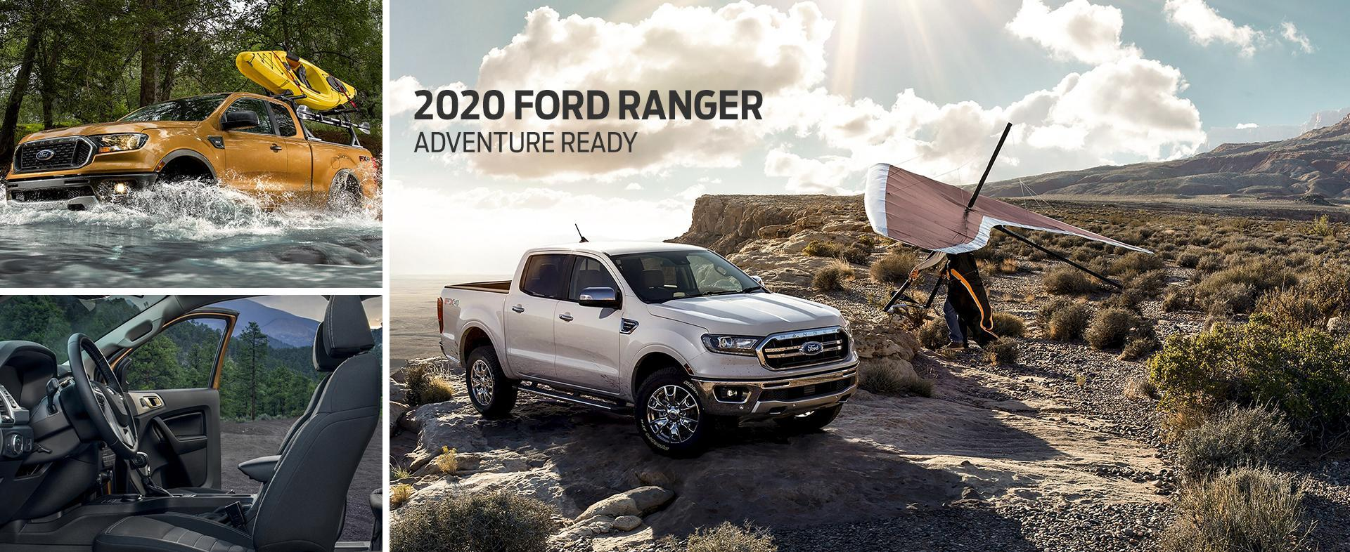 2020 Ford Ranger | Castle Ford Sales