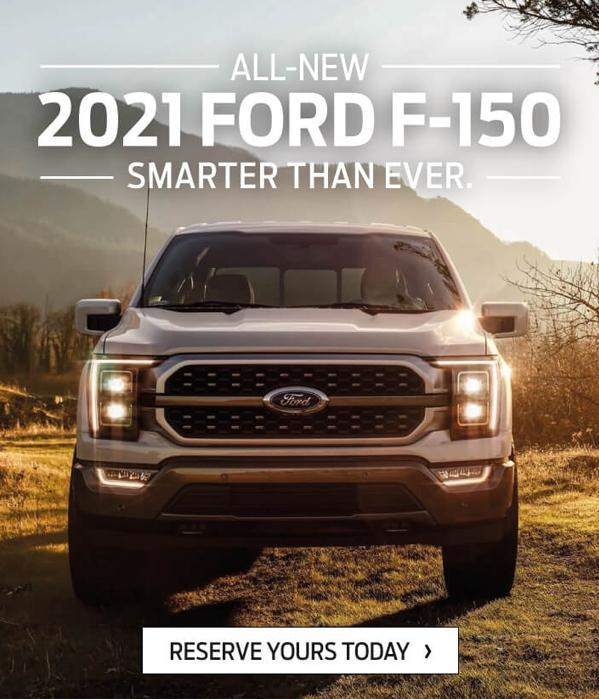 2021 Ford F-150 | Castle Ford Sales