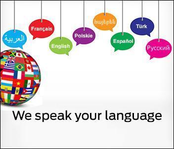 We speak your language Ford Lincoln Gabriel