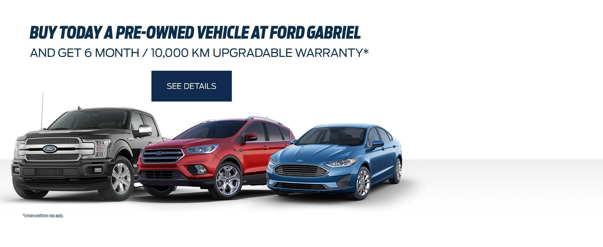 2019 Warranty Promo