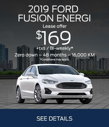New & Used Ford & Lincoln Cars, Trucks & SUVs Dealership in Montreal
