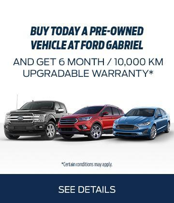 2019 Warranty Used Vehicles