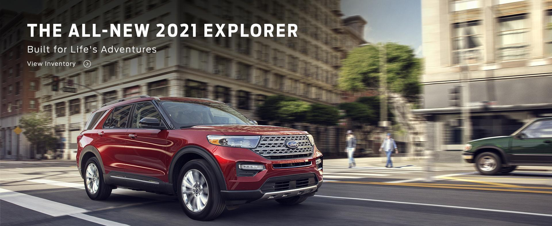 2021 Ford Explorer | Ford Lincoln Gabriel