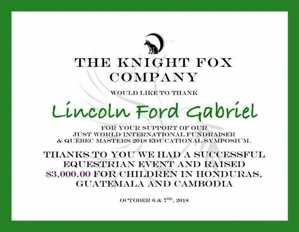The Knight Fox Company