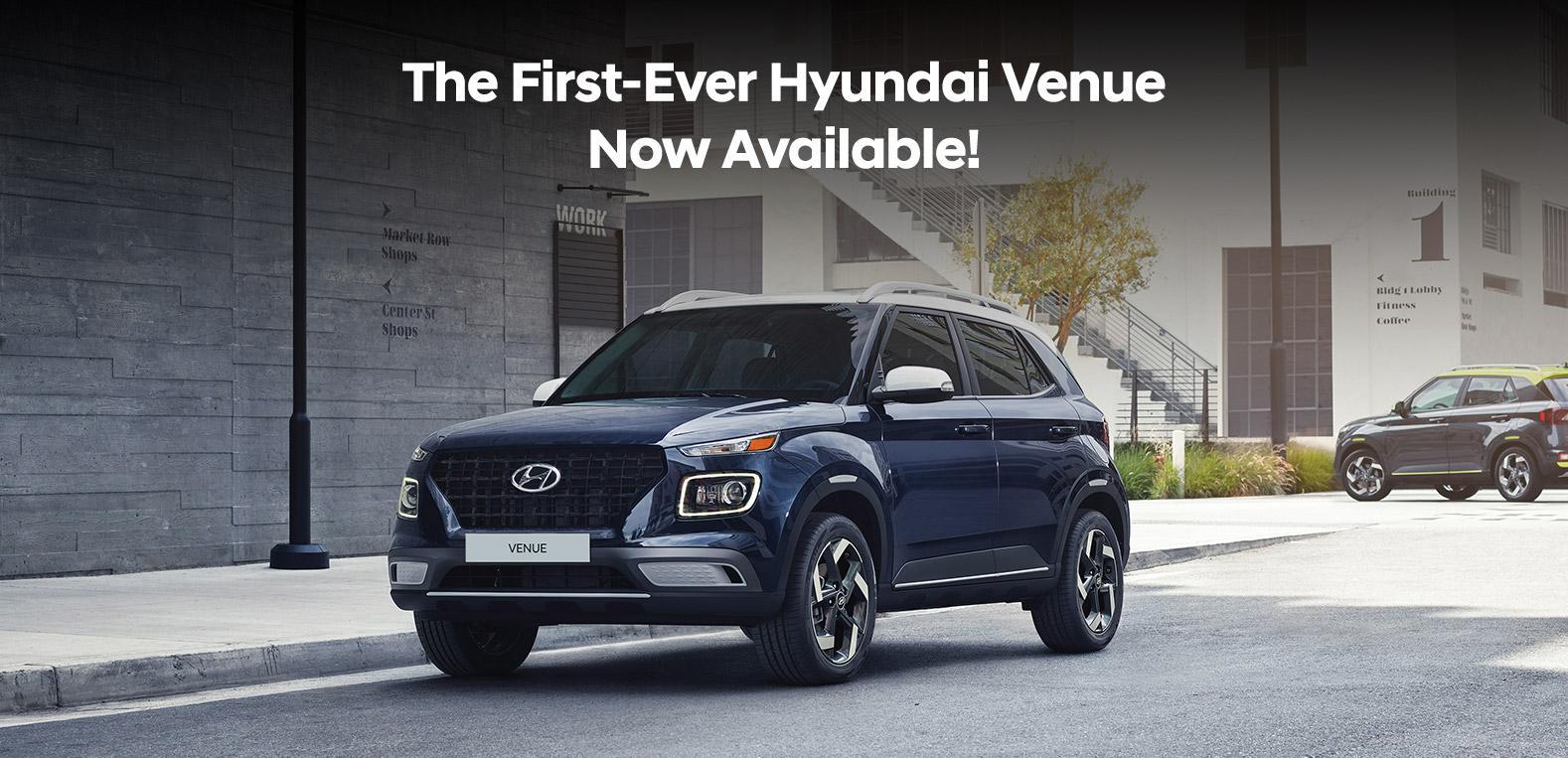 First Ever Hyundai Venue | Corey Hyundai