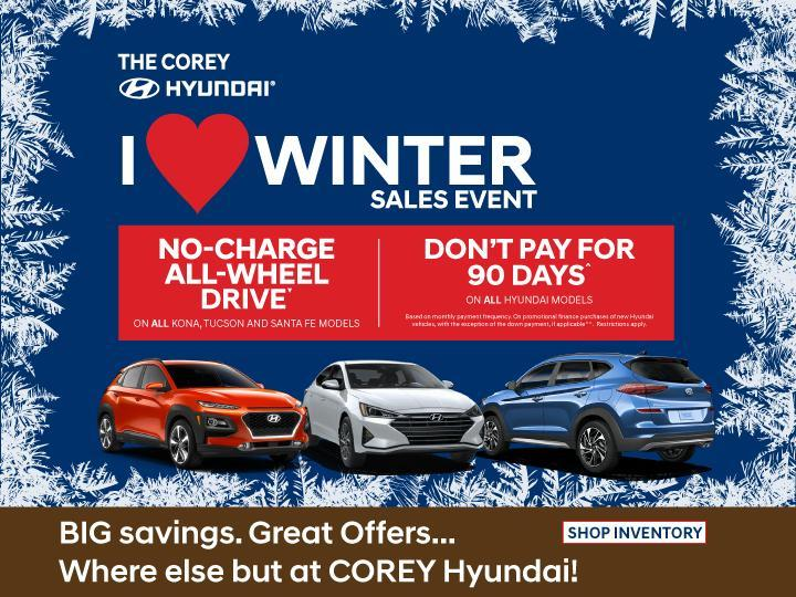 Corey Hyundai 2020