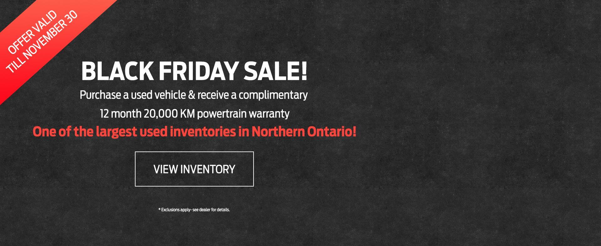 Used sale