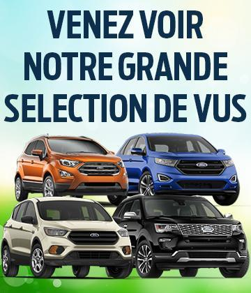 Selection VUS 2018
