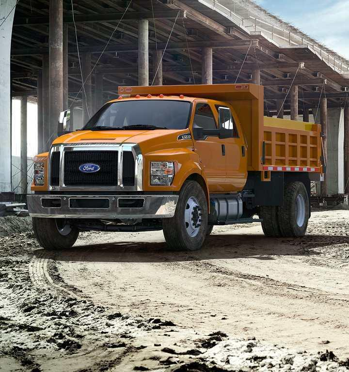 2017 Ford Super Duty F-650