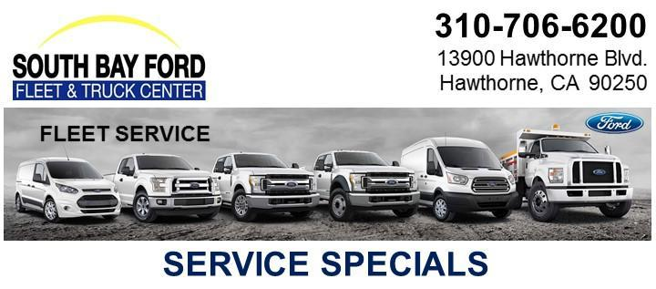 fleet specials
