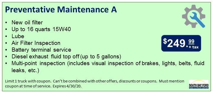 maintenance a