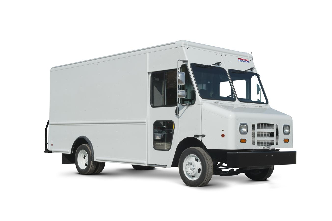 Ford Parcel Delivery Photo Gallery | South Bay Ford Commercial