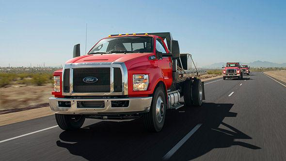 2017 Ford Super Duty F-650/750