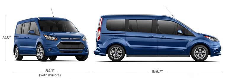 2017 Ford Transit Connect Specs