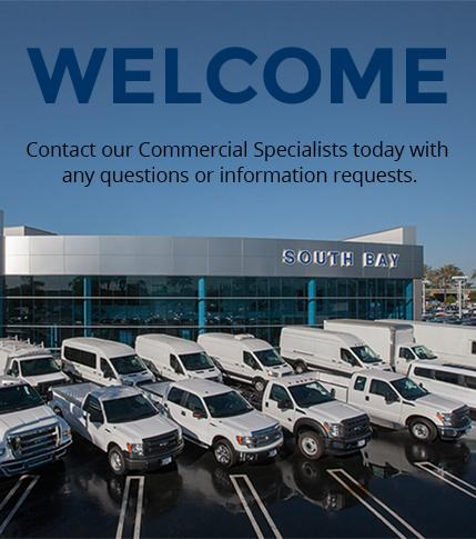 Welcome to South Bay Ford Commercial