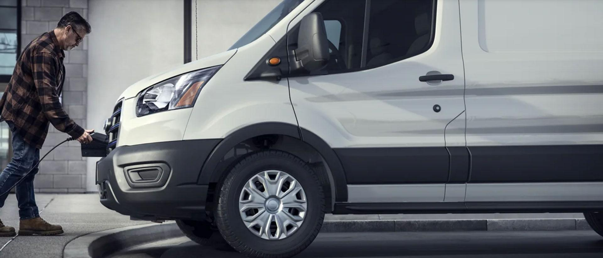 2022 Ford E-Transit | South Bay Ford