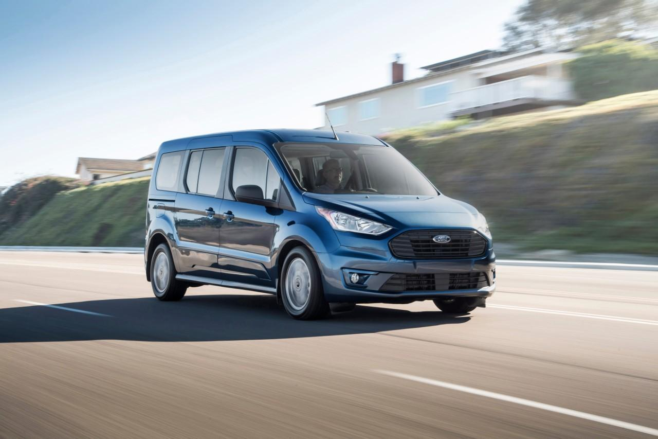 2019 Ford Transit Connect Passenger Wagon