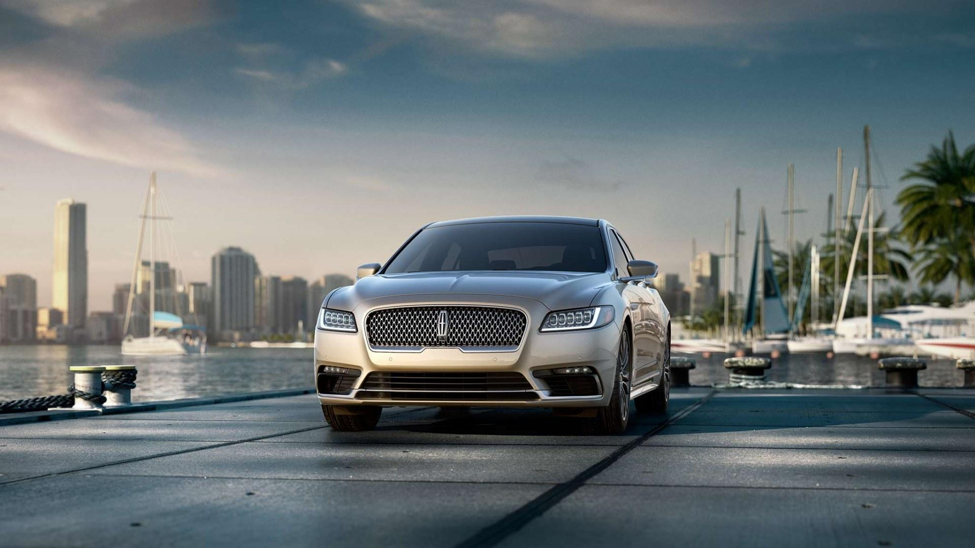 Lincoln Continental Livery Vehicles