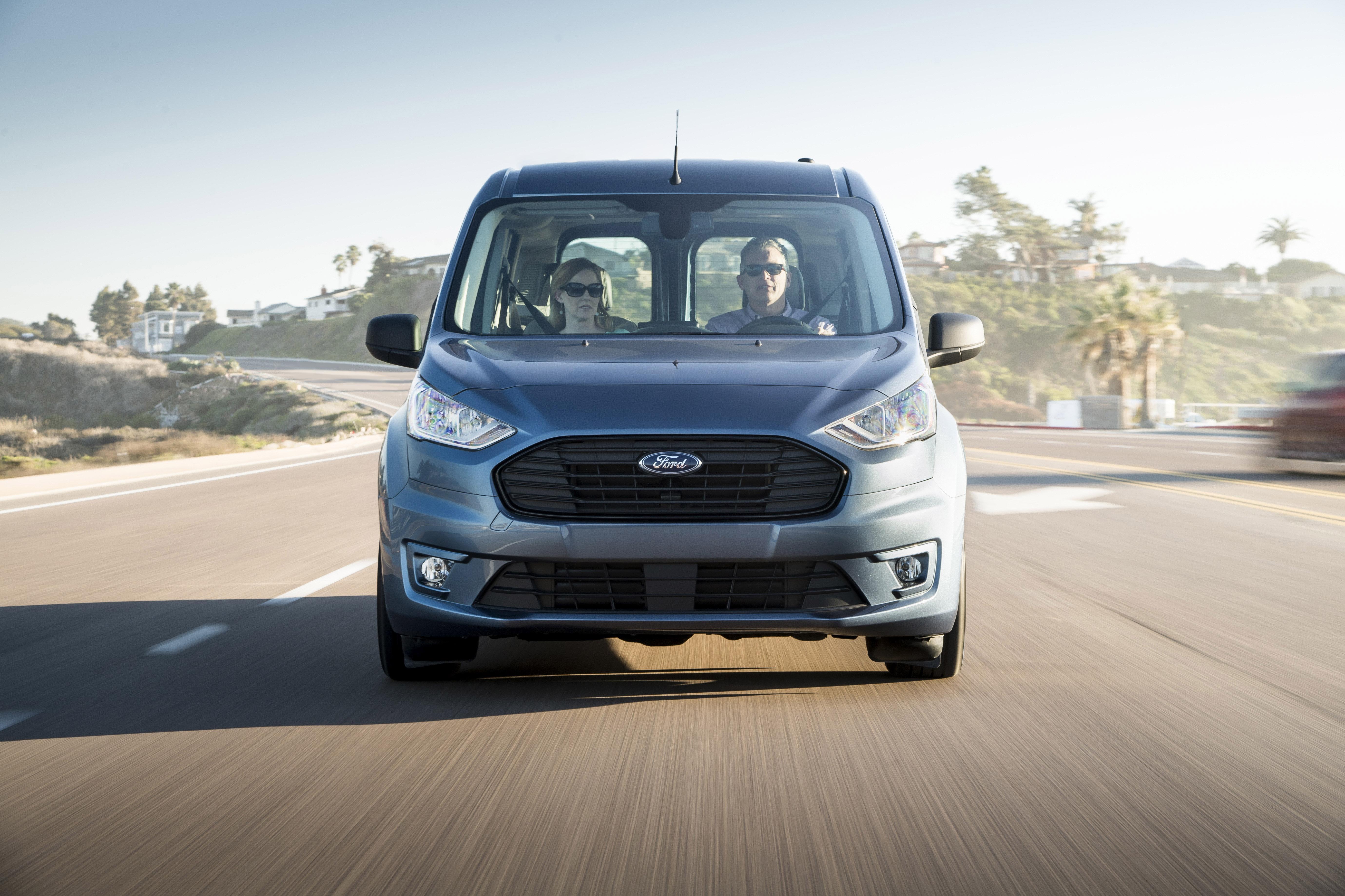 Ford Cargo Vans
