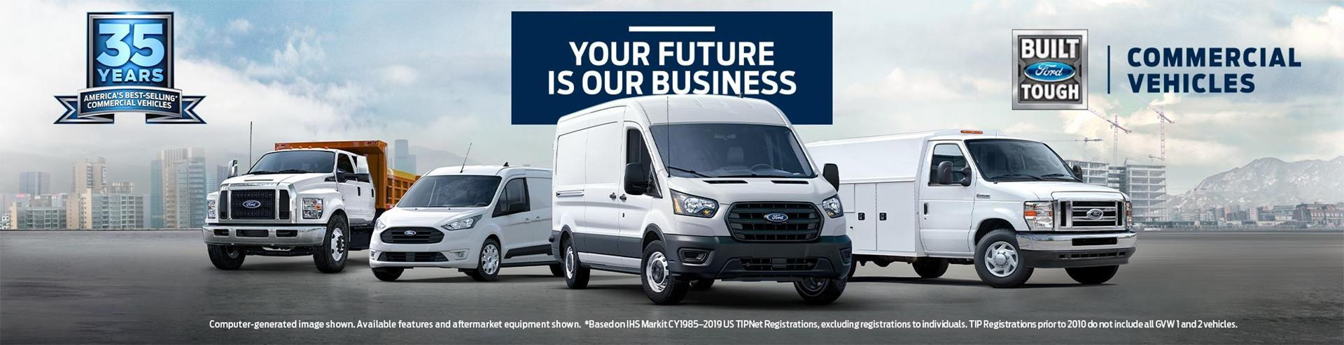 Nationwide Deliver | South Bay Ford Commercial