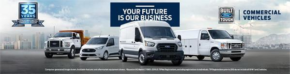 Nationwide Delivery | South Bay Ford Commercial