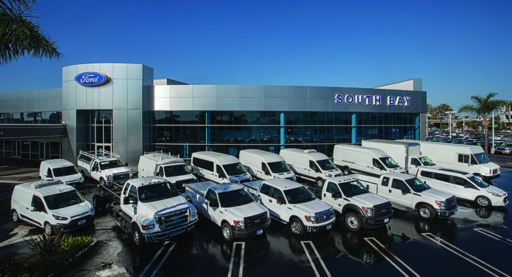 South Bay Ford Service Hours >> South Bay Ford Commercial Vehicles