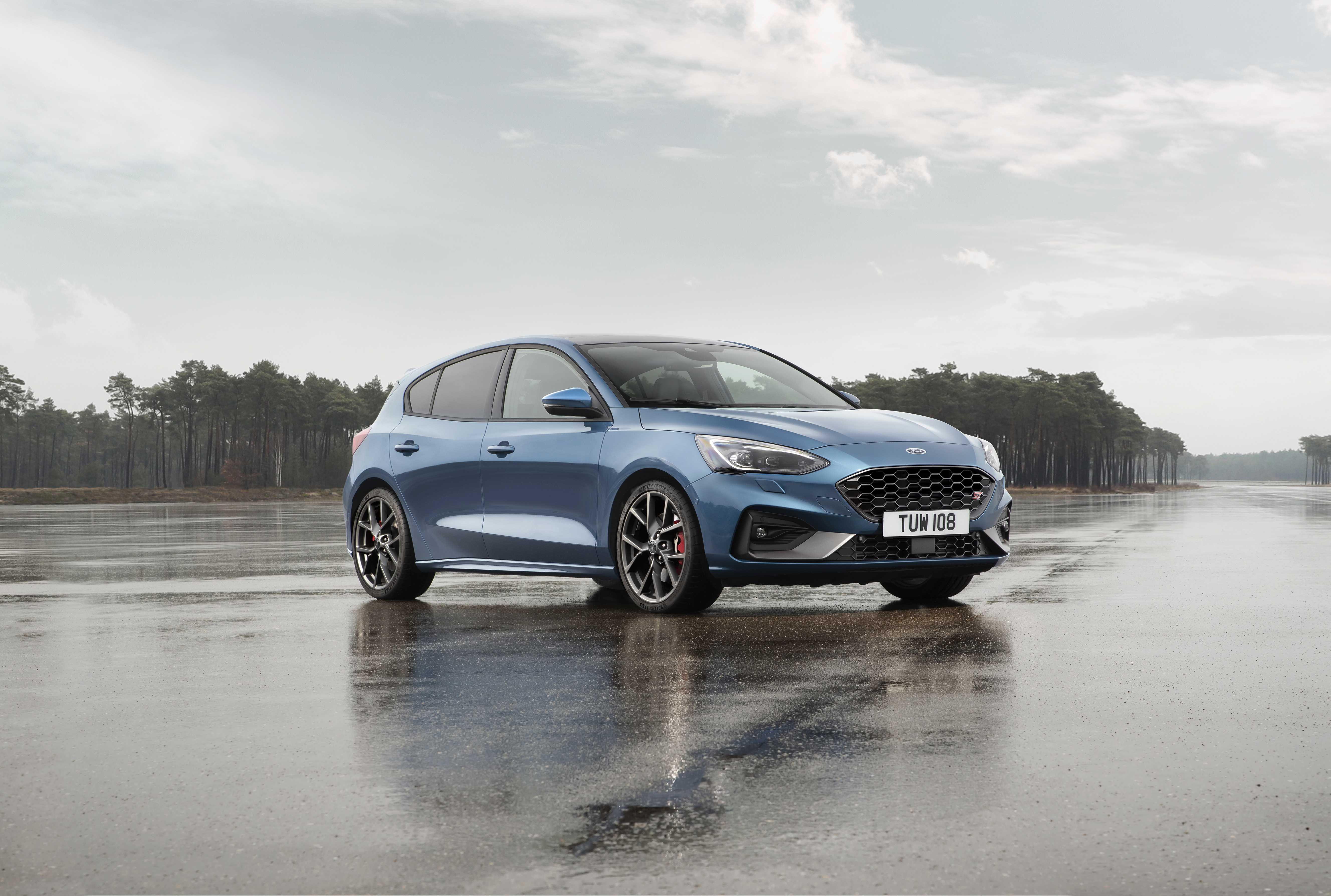 Ford Focus ST : intéressante, mais pas pour nous