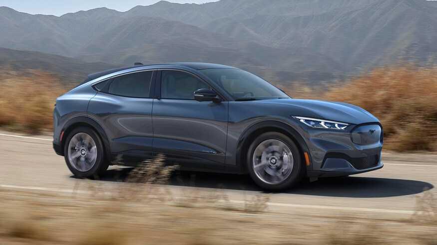 Une mini Mustang électrique en préparation?