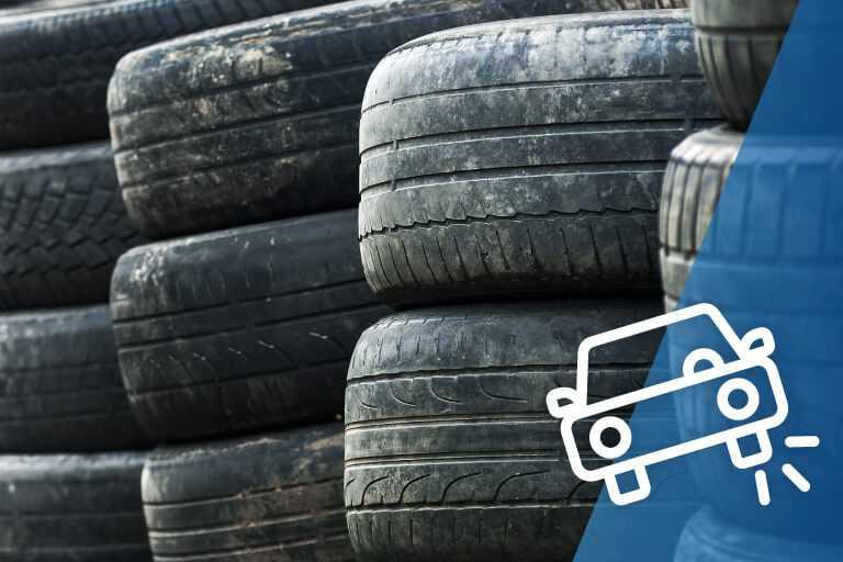 Bien comprendre vos pneus : Usure et détérioration du flanc