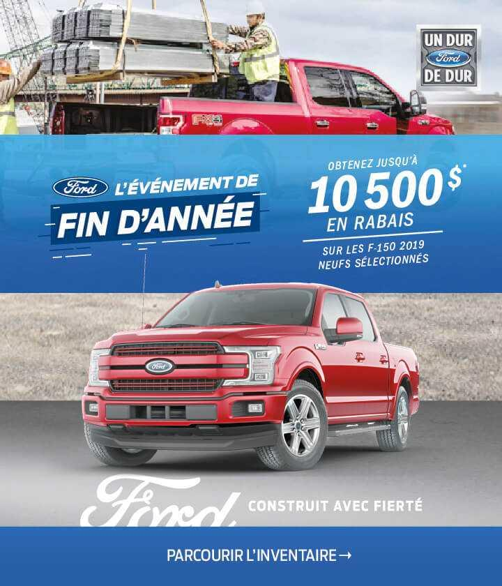 Offre F-150