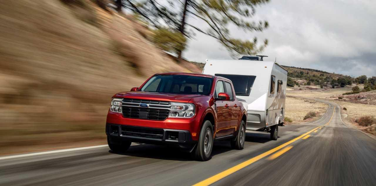 Ford Maverick : pour ceux qui ne savaient pas avoir besoin d'un camion