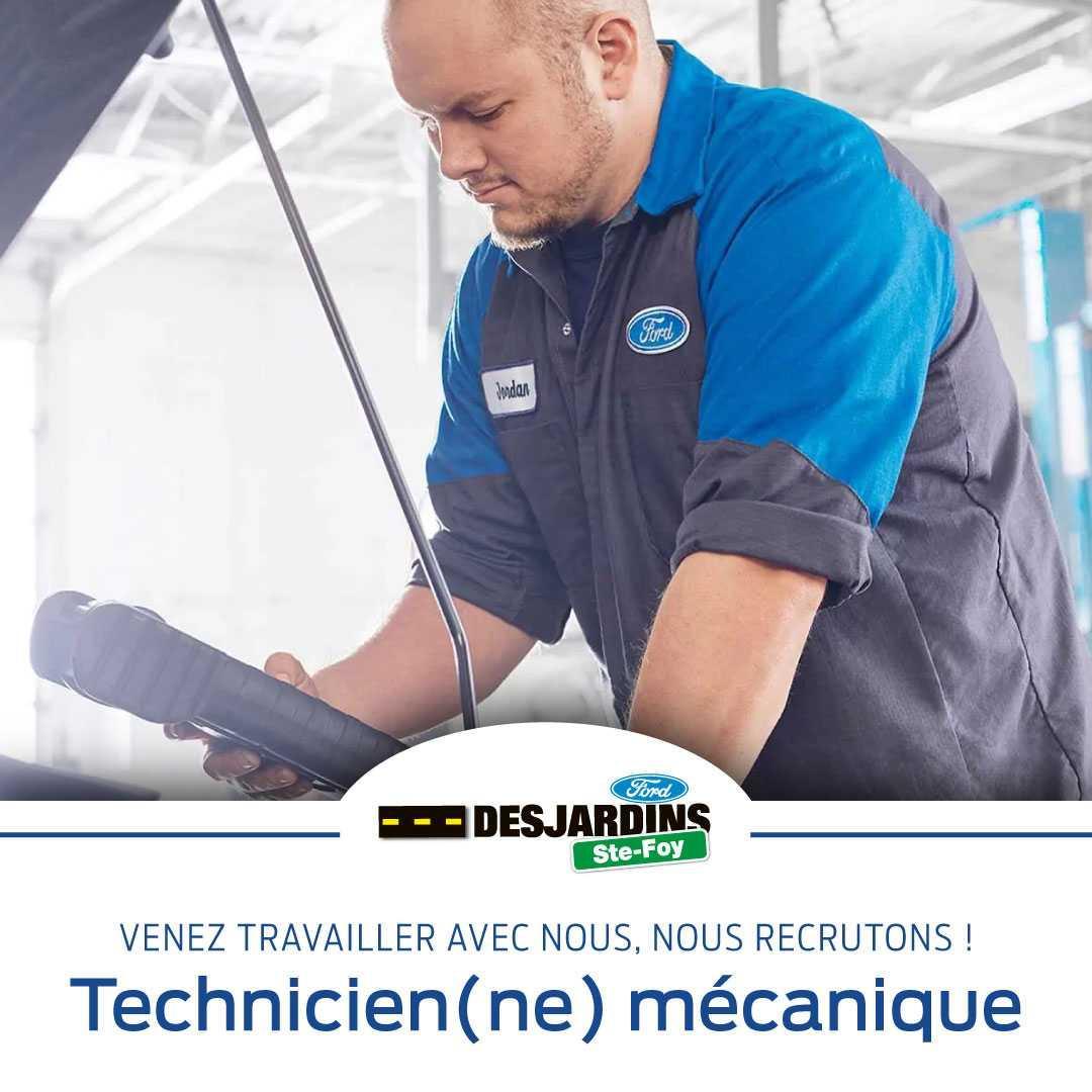 Technicien automobile