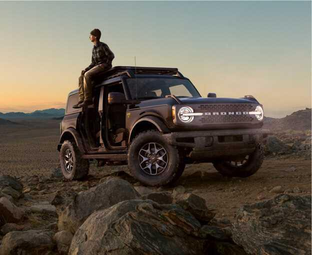 2021 Ford Bronco | Pinewood Park Ford