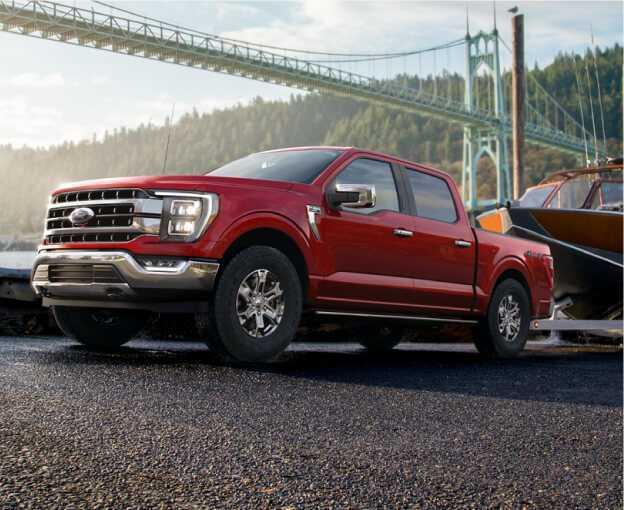 Ford & Lincoln Home 2021 F-150