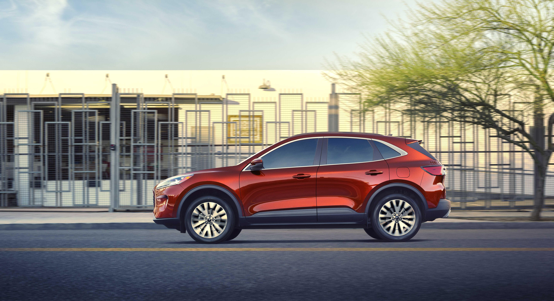 Ford Escape 2020 : tout ce que vous devez savoir