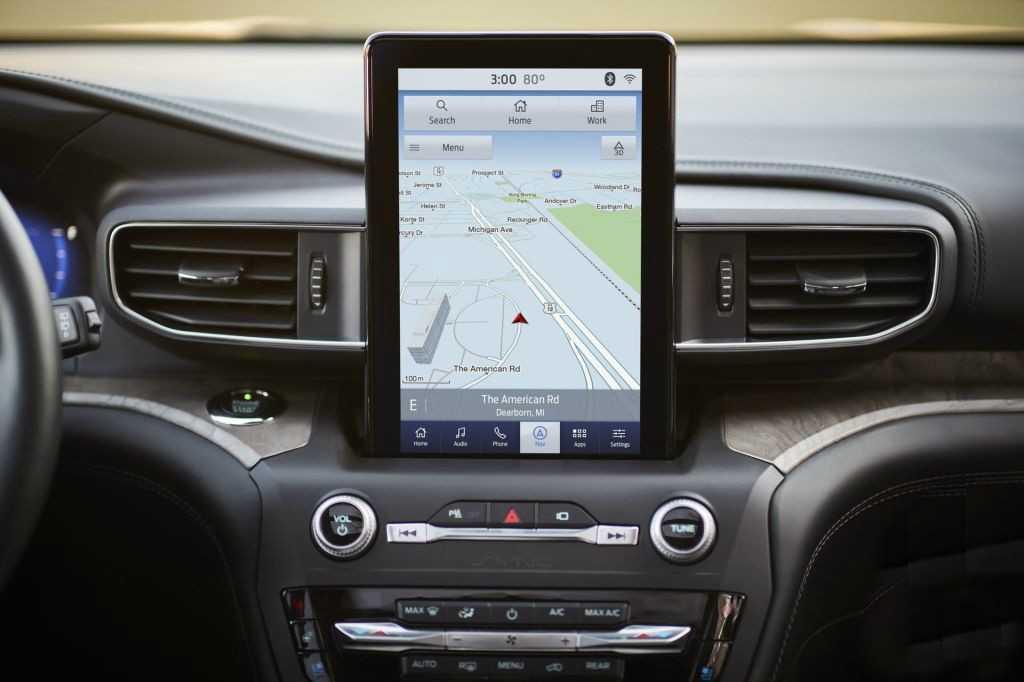 Ford développe des voitures intelligentes