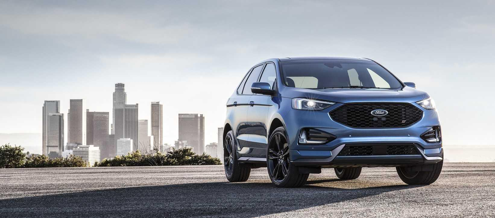 Ford Edge ST 2019 : un Ford Edge et encore plus