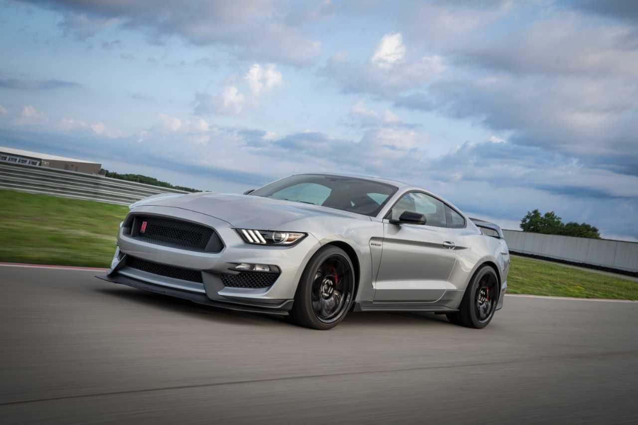 De nouveaux muscles pour la Mustang GT350R