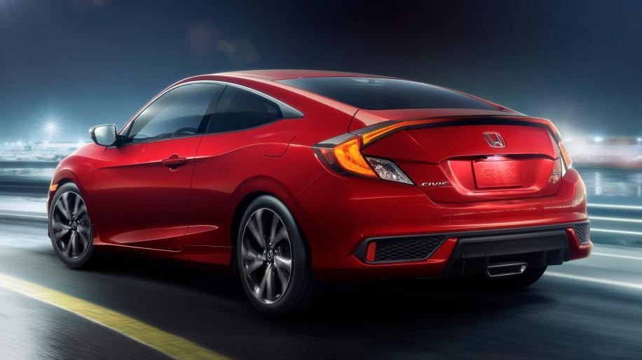 2019 Honda Civic Refresh