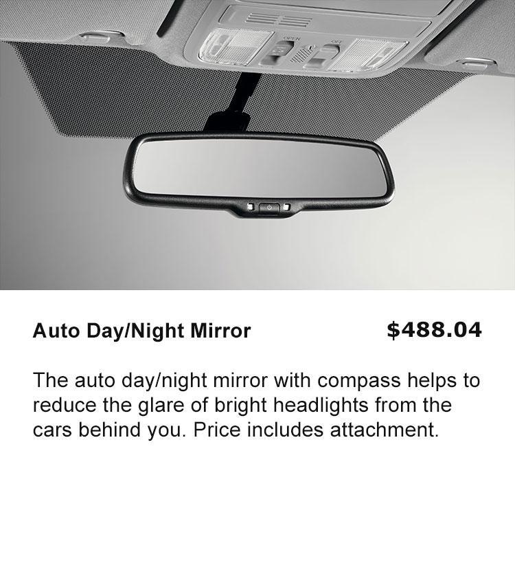 Auto Day/Night Mirror