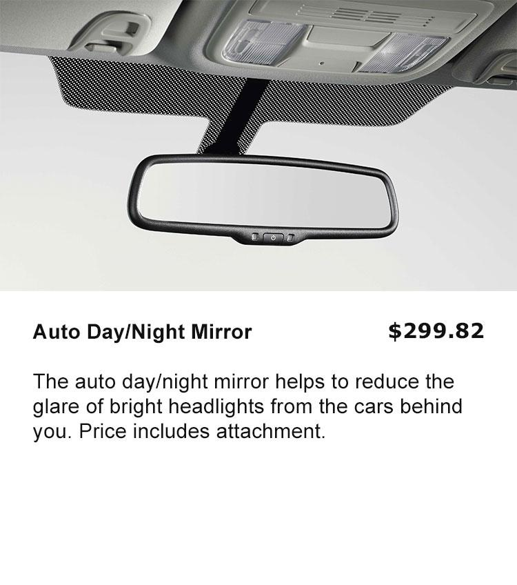 Auto Day/Night Mirror