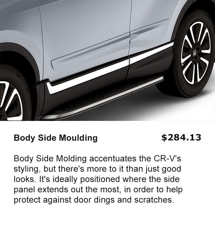 Body Side Moulding
